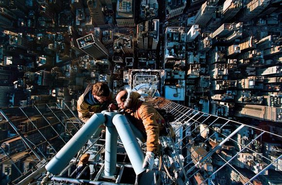 Image result for Acrophobia