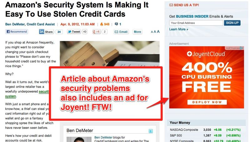Amazon_s Security System Makes It Easy To Use A Stolen Credit Card - Business Insider